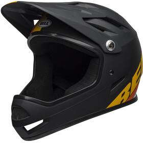 Bell Sanction Helmet agility matte black/yel/orange